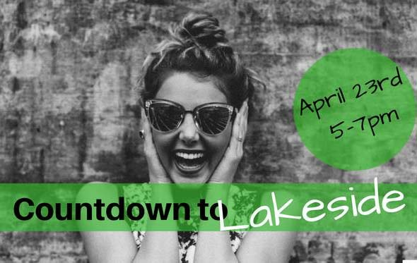 Countdown to Lakeside | Sunday, April 23 from 5 - 7 at Westside UMC in Lima, Ohio